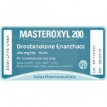 Masteroxyl 200 Masteron Slow acting